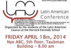 HKS Latin American Conference 2014