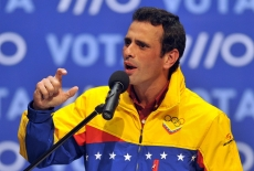 Roundtable with Henrique Capriles Radonski