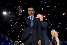 El triunfo de Barack Obama